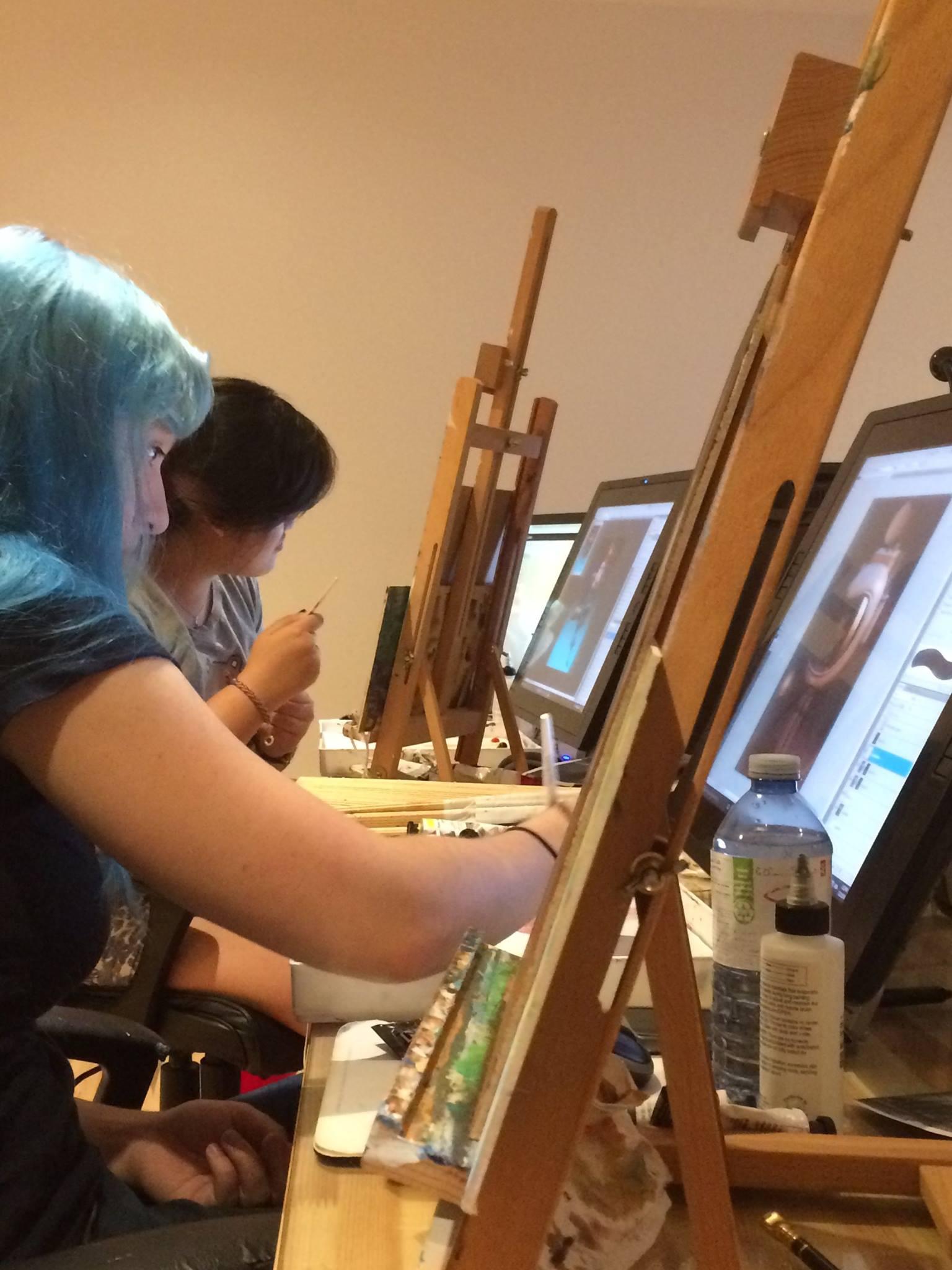 Art Mentorship